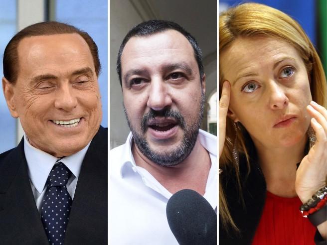 Il centrodestra: «Uniti in tutte le elezioni». E Berlusconi