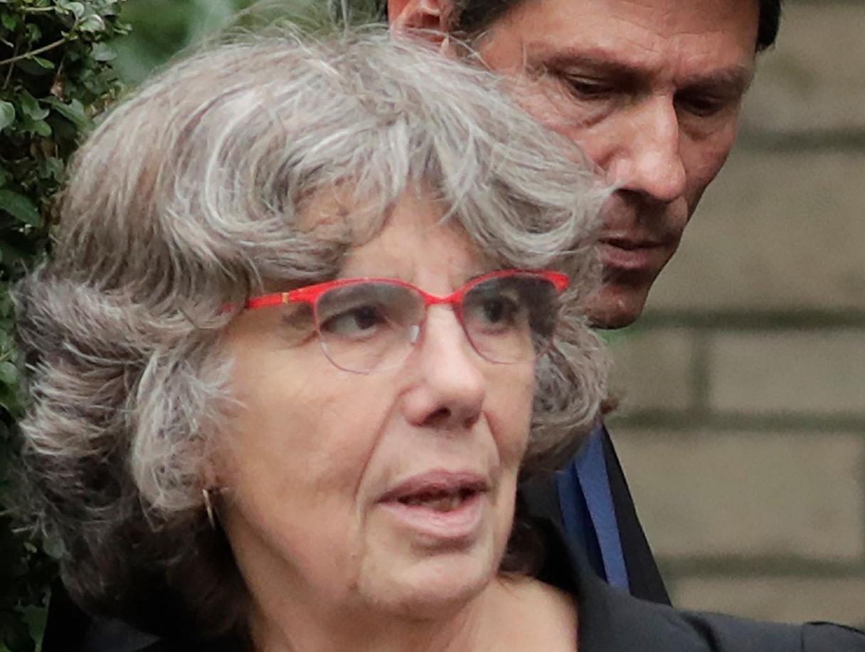 Michèle Audin (Afp)