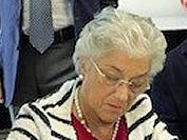 La signora Pina Micheletti: «Vi regalo il mio palazzo a Lucca»