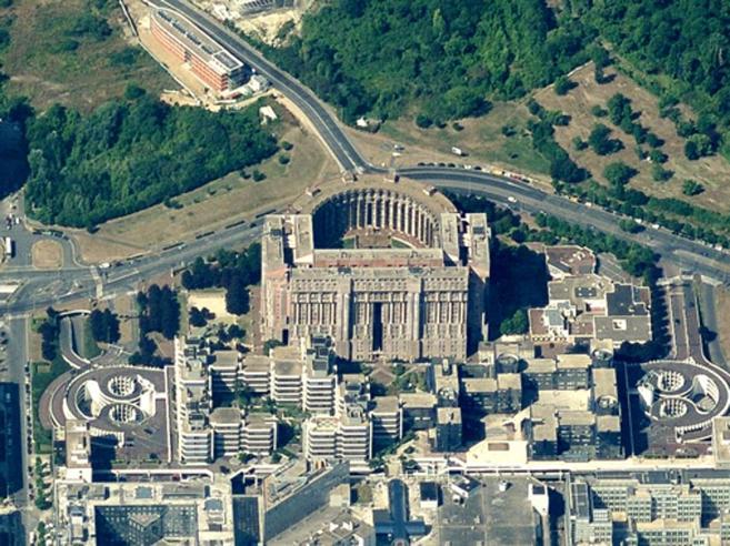 Abraxas, il palazzo da incubo«riabilitato» dai film apocalittici