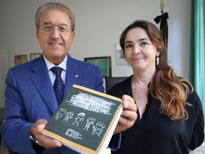 «Gentilezza e cooperazione»La sorella di Morgansfida i bulli con un diario