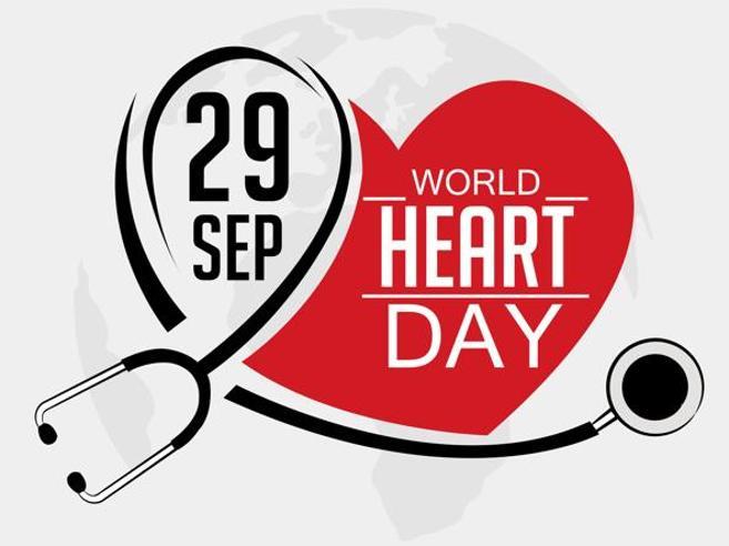 29 settembre, giornata mondiale del cuore