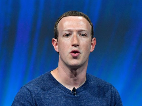 Mark Zuckerberg (Afp)