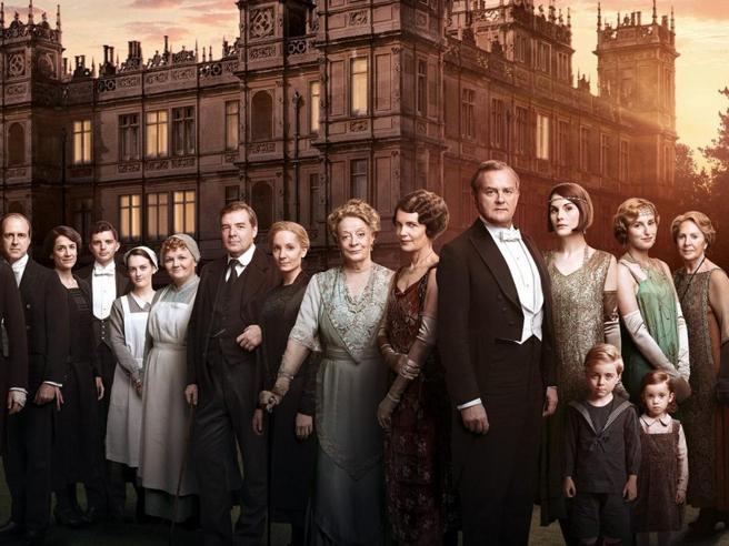 «Downton Abbey», al via le ripreseFilm nelle sale dal settembre 2019