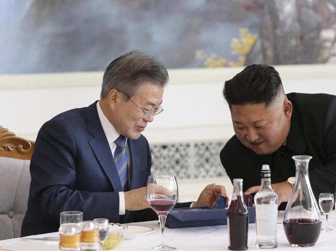 Tra le Coree la diplomazia dei funghi regalati (2 tonnellate) Foto