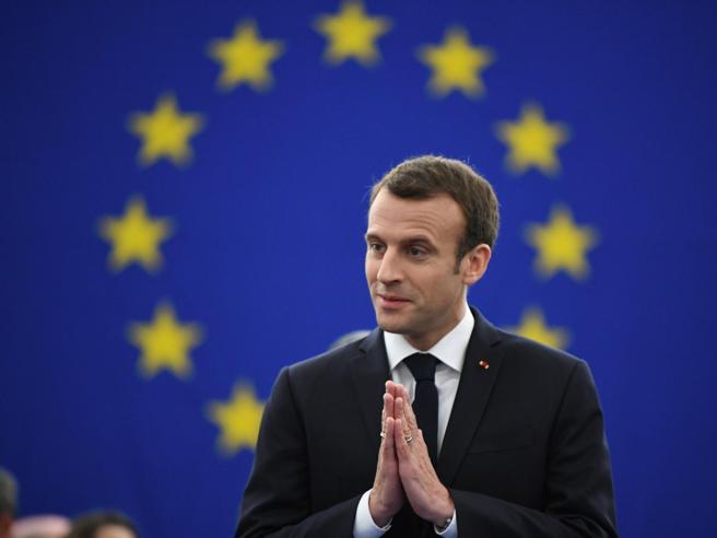 Macron: «Taglio fiscale e  deficit al 2,8%»  Di Maio: «Possi