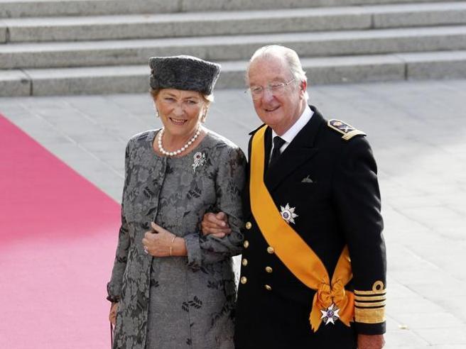 Paola Ruffo di Calabria, malore per la regina del Belgio  Portಠla  Dolce Vita a palazzo