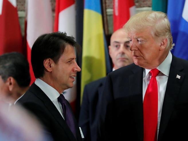 Trump sfida (e fa ridere) l'Onu:sposo la dottrina del patriottismoVideo: intervento  e risate|foto