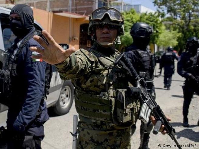 Acapulco, azzerati i vertici della polizia infiltrata dal  narcotraffico