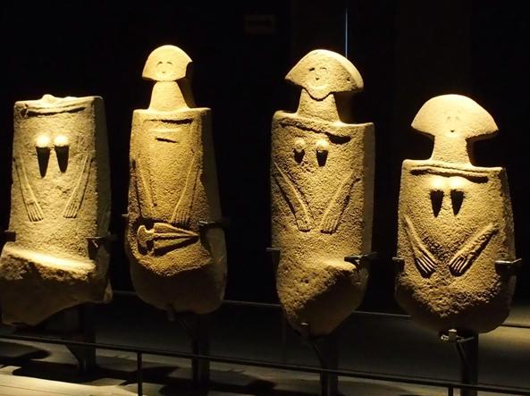 Risultati immagini per pontremoli museo delle statue stele immagini?