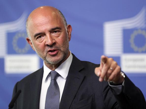 Moscovici: andare rapidi su procedura di infrazione per Italia .