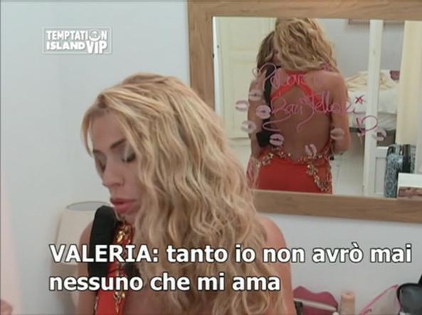 Valeria Marini Show A Temptation Island Tutte Le Frasi