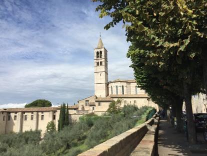 Il cammino francescano di Angelo Vaira e Rosita Celentano