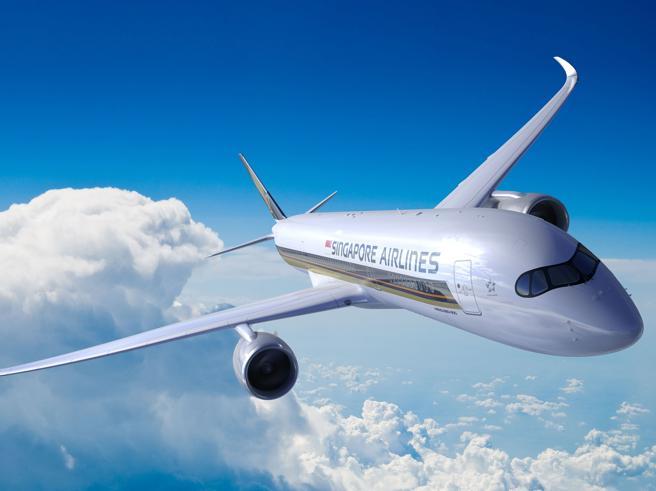 Il volo no-stop più lungo del mondo: da Singapore a New York, 15.000 km in meno di 18 ore