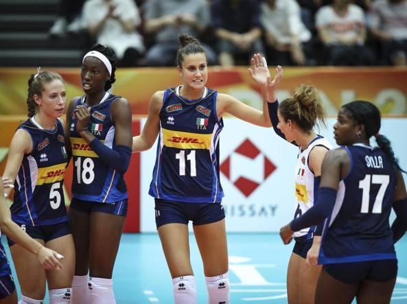 7ff130d883 Mondiali volley femminile  come giocano Giappone e Serbia (e cosa ...
