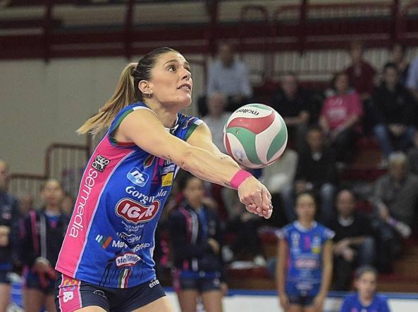 Francesca Piccinini Calendario.Volley Francesca Piccinini Annuncia Il Ritiro Questa E L