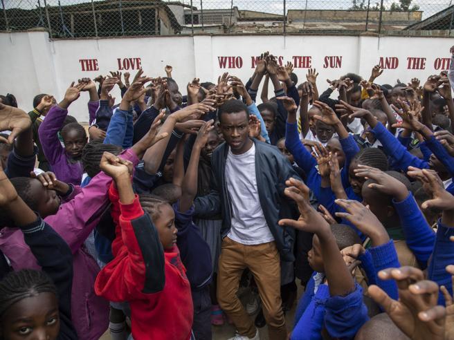 «Divina Commedia»  nella baraccopoli di Nairobi Immagini