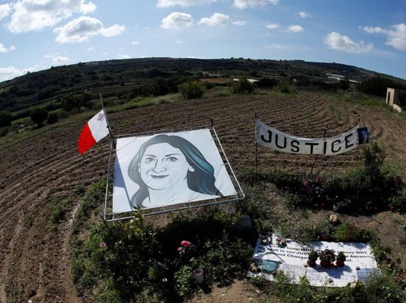 Un anno fa l'attacco a Dafne, il figlio: Malta peggiorata dopo la sua morte