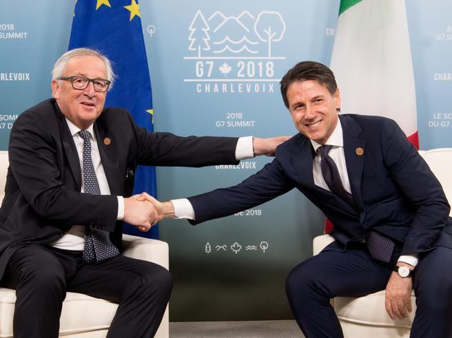 Manovra, Juncker: «Da Roma deviazione inaccettabile». Di Maio: tanto resta fino a maggio