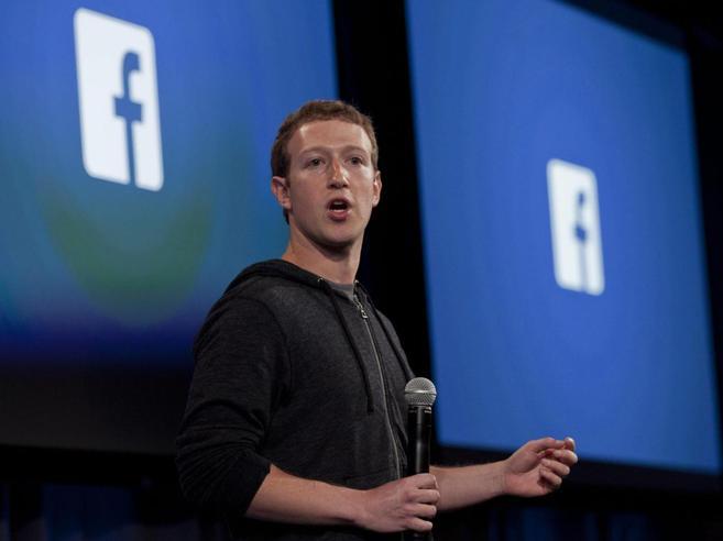«Via   Zuckerberg dalla presidenza del Cda di Facebook»