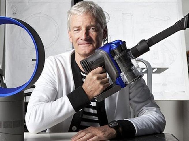 Svolta di Dyson: dall'aspirapolvere all'auto elettrica