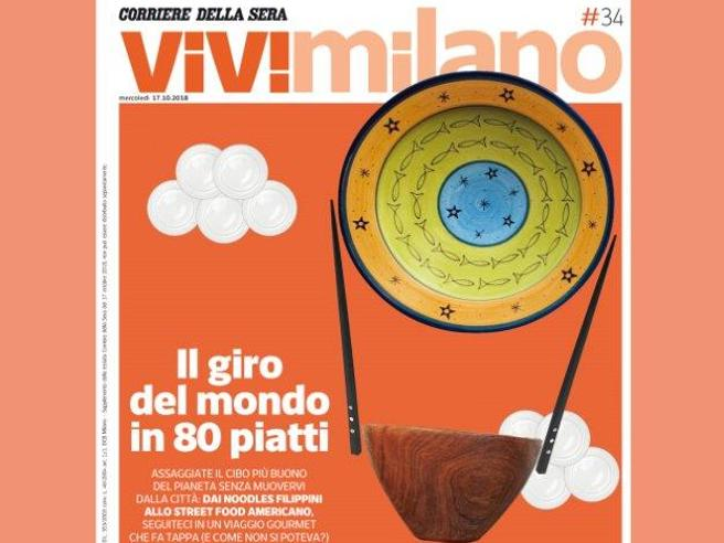 ViviMilano, dall'Asia all'Africa giro del mondo in 80 piatti