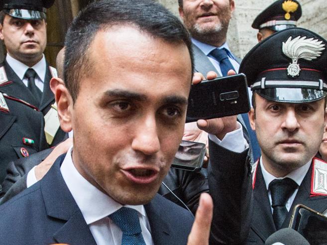 Pace fiscale, Di Maio: «Testo manipolato». Il Quirinale: «Ma