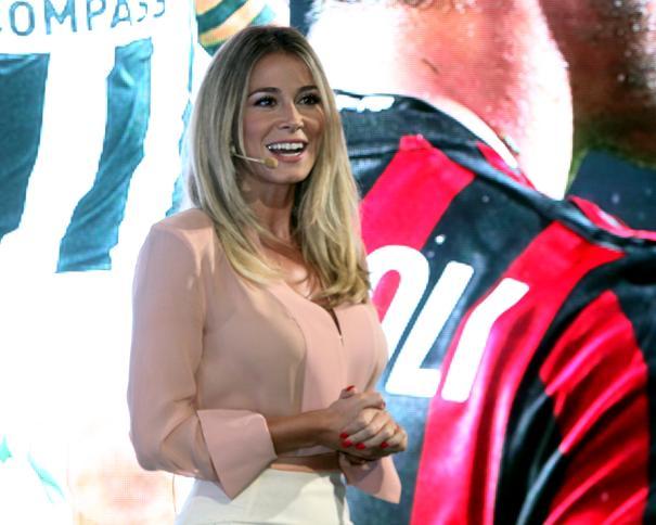 «Diletta gol», parte il nuovo programma di Diletta Leotta