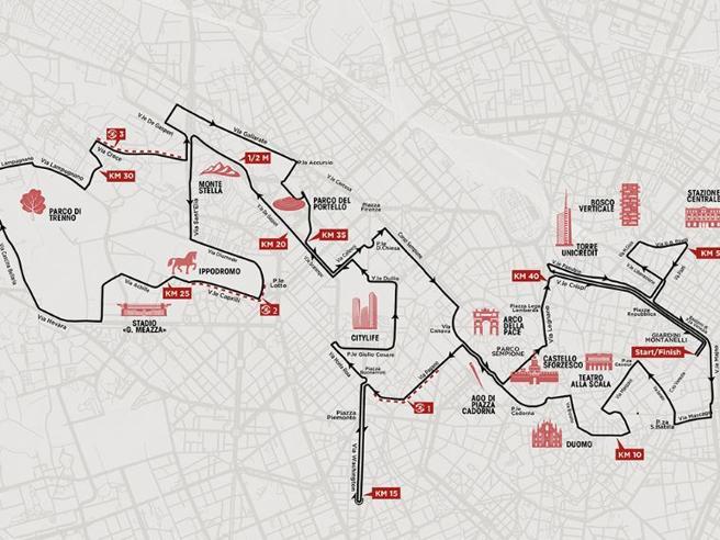 Milano Marathon, appuntamento per i 35 mila runner il 7 aprile