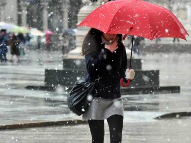 Arriva il freddo artico: temperature giù di 15 gradi nel weekend Meteo