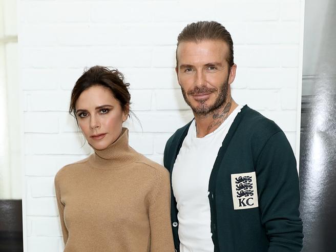 David Beckham ammette: «Il matrimonio? Un lavoraccio»
