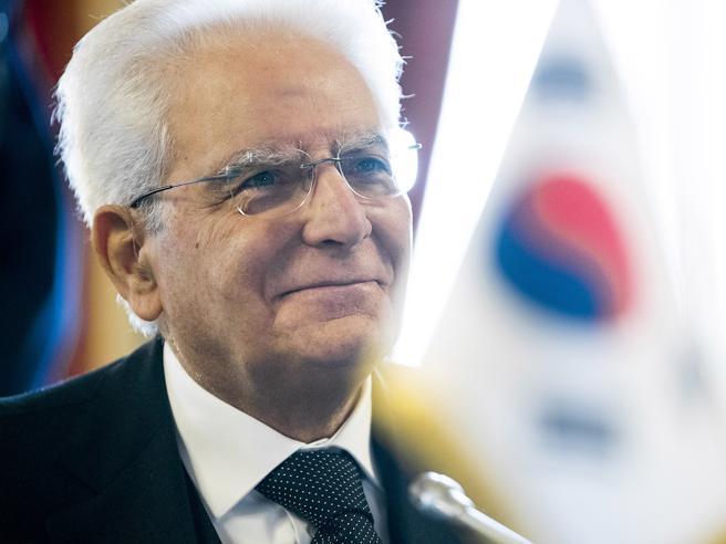 Mattarella: «Serve senso di responsabilità dalla politica, pesano  segnali di tensioni»