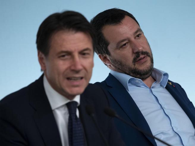 Lite sul dl fisco, Conte: sabato nuovo CdmE Salvini ci ripe