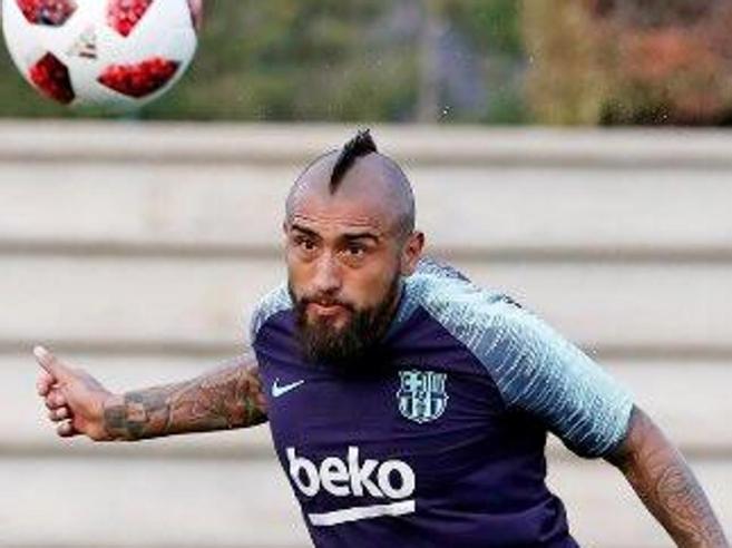 Vidal turbolento, condanna record: 800mila euro per rissa in discoteca