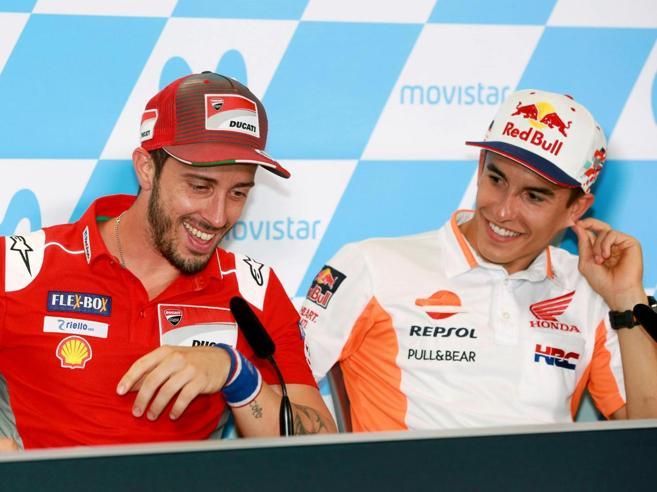 MotoGp, perché Marquez vincerà (e perché Dovizioso glielo impedirà)