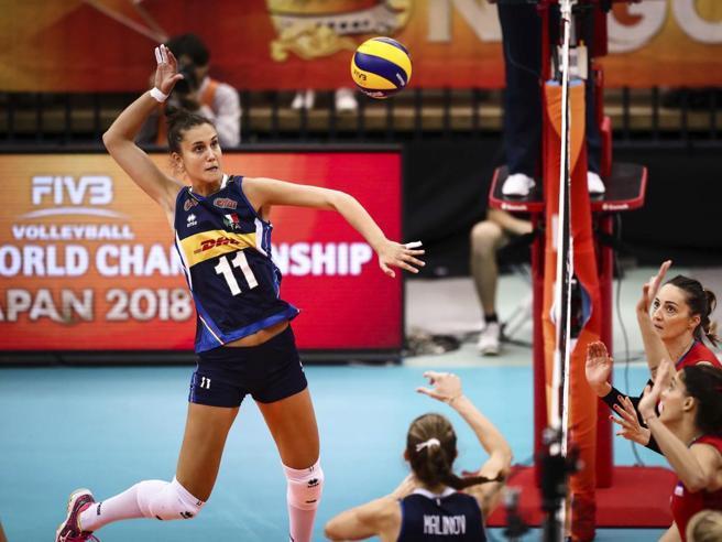 Volley, Anna e le sue sorelle: un muro alla Cina per fare sogni d'oro