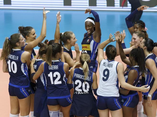 Culla dei talenti del volleyÈ il Club Italia il segretodelle ragazze da Mondiale