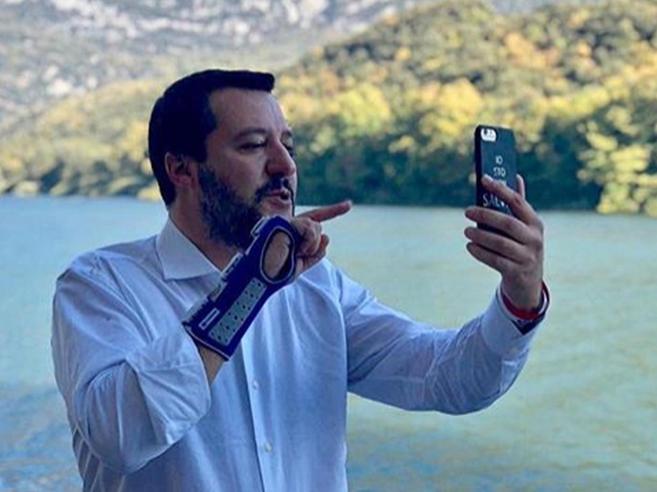 Salvini: «Di Maio? Non parliamo più. Sul decreto M5S ha montato la panna ma non ha una proposta»