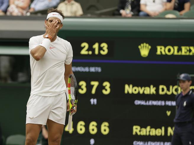 Tennis, rivoluzione a Wimbledon: al quinto set arriva il tie break