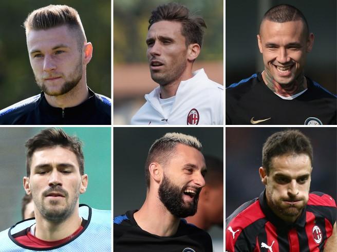 Derby Inter-Milan: chi è più forte? Il confronto tra i singoli giocatori | Votate