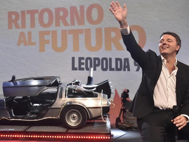 La contromanovra Renzi-Padoan: «Il Paese rischia l'osso del collo»