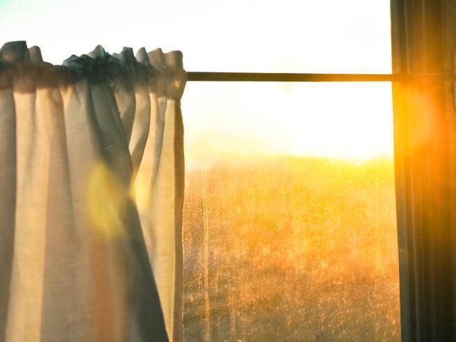 La nonna aveva ragione: il sole uccide i germi all'interno delle case
