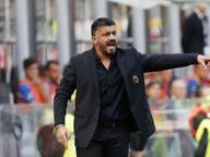 Milan, Gattuso: «Niente paura, ma attenzione alla fisicità dell'Inter»