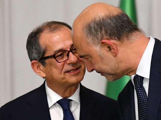 Il governo all'Ue: la manovra non cambia Ma sale il timore