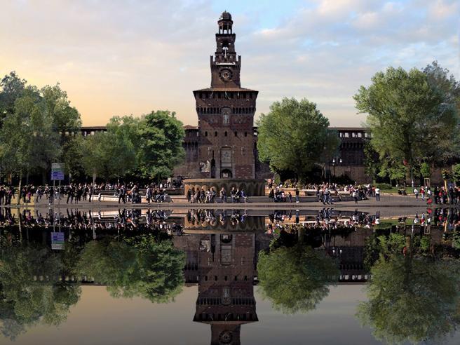 Castello, Palazzo Reale e museiI gioielli di Milano in affitto