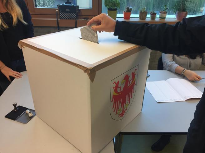 Bolzano: sale la  Lega, Svp in discesa. Cade il MovimentoTu