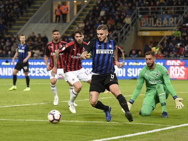Inter Milan 1 0: Icardi all'ultimo respiro vince la sfida de