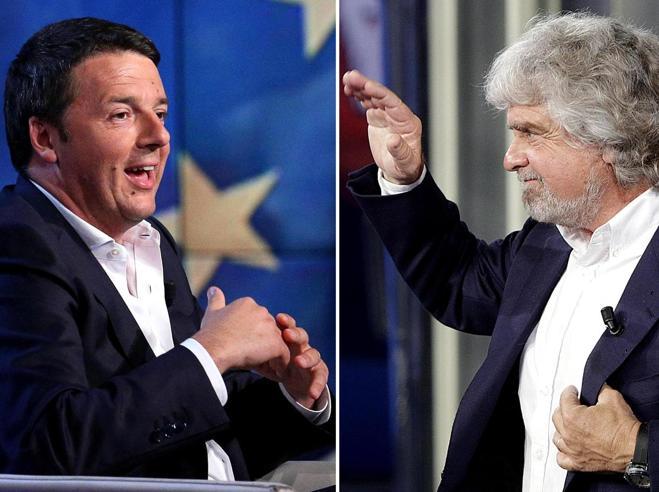 Battuta di Grillo sugli autistici Renzi: «Mi fai schifo». Le associazioni: «Noi soffriamo»Ecco cosa ha ...