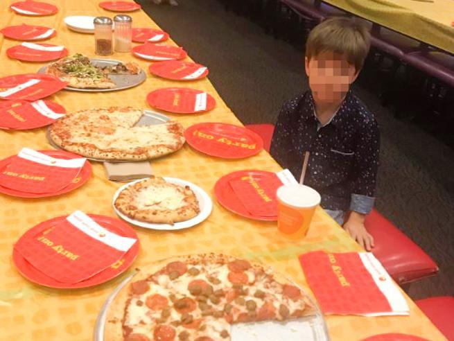 Invita 32 Compagni Al Compleanno Ma Nessuno Si Presenta La Foto