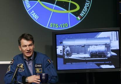 Paolo Nespoli e tre missioni in orbita